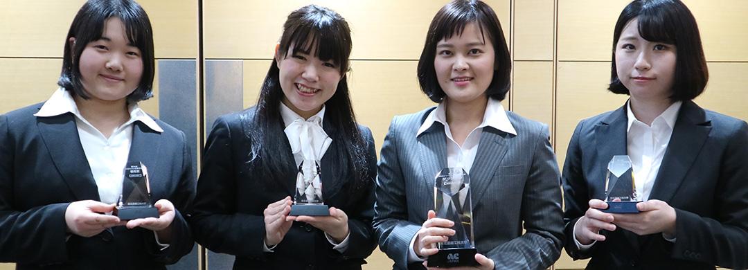 スクリーンショット:ACジャパン広告学生賞 多数受賞!のページ